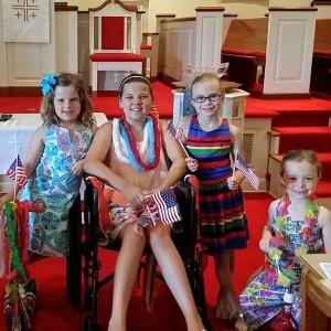 hollman granddaughters